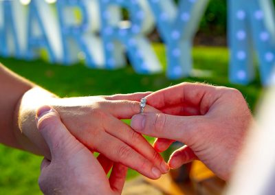 Marry Me Proposal Ring